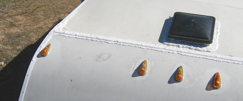 Class C Fleetwood Tioga Roof Reseal David S Repair