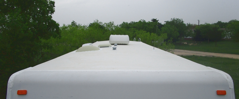 mobile rv repair roof reseal replace david s repair service