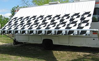 1995 Coachmen Roof Repair